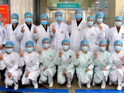 疫情防控中表现突出的基层医务人员优先纳入访学进修对象