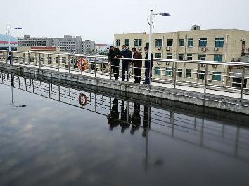 """保护好中心城区""""大水缸""""  蕉城生态环境局全力保障水质安全"""