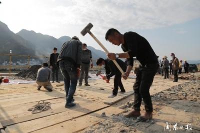 【复工复产进行时】蕉城区发改局:力争2月底实现省市重点项目全面复工