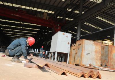 【复工复产进行时】在福安福建福宁船舶重工有限公司复工