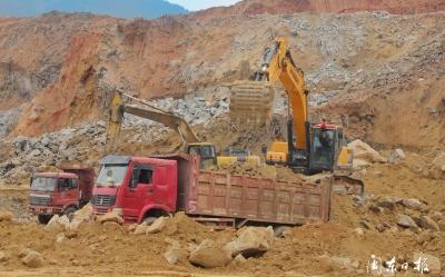 【复工复产进行时】周宁县不锈钢深加工产业园建设稳步推进