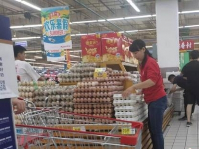 2月上旬主要食品零售价格涨多跌少