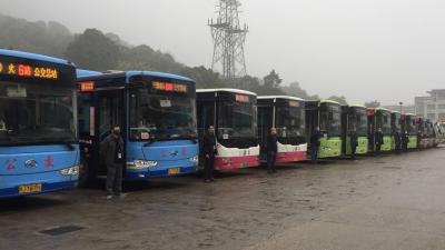 @宁德市民,这5条公交线路改道,来看→