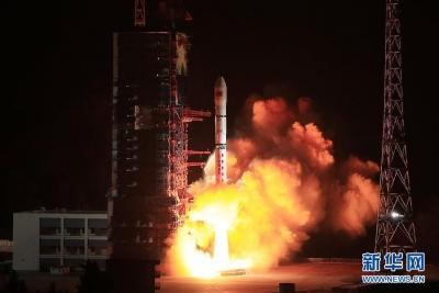 我国成功发射4颗新技术试验卫星