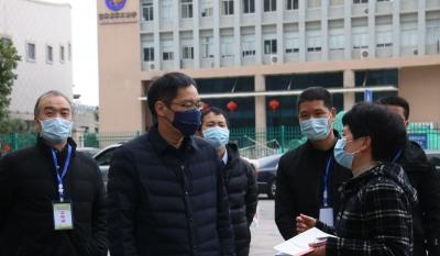 【县市区党政领导在忙啥】霞浦县长陈贵裕检查督导疫情防控工作