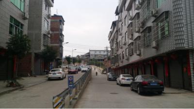 福安城北街道金蟹垅路整治显成效