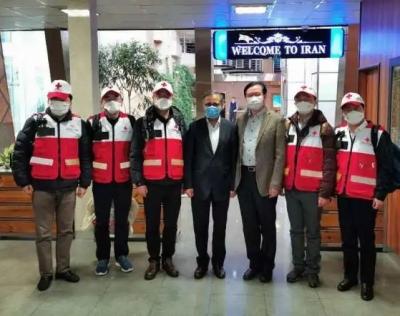 飞越9619公里,中国专家组抵达意大利!机长广播好暖心…