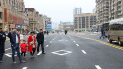 霞浦全力完善提升城市道路