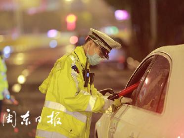 宁德交警两天查处各类交通违法1304起其中饮酒56起醉酒13起