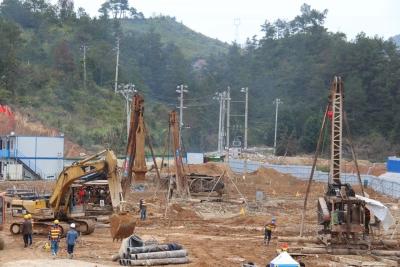 柘荣第一季度8个重点项目集中开工 总投资10.32亿元