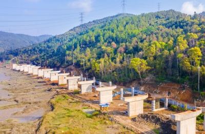 福安韩赛快速通道项目建设