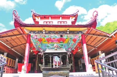 古田城隍庙:开疆置县的历史见证