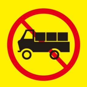 4月1日起中心城区禁限行拖拉机、低速货车