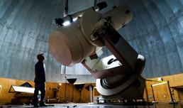 """茫茫星河间 紧盯""""不速客"""" 我国小行星观测能力日益提升"""