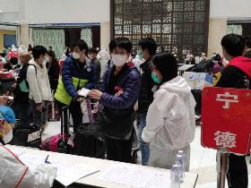 我市2名志愿者奔赴厦门机场协助境外输入疫情防控