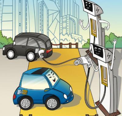 我市公共充电桩将全部接入市级平台