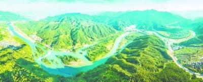 宁德蕉城:美妙水景成就美好生活