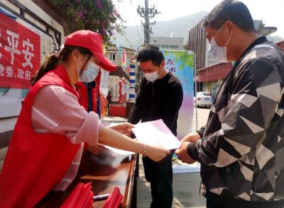 霞浦长春镇: 开展扫黑除恶专项斗争知识学习宣传活动