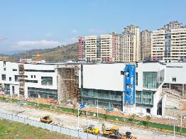 一季度在建市重点项目完成投资126.3亿元
