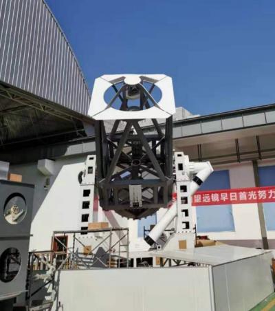 """我国首套2米级太阳望远镜面世 想要看清这个""""近邻""""还有这些门道"""