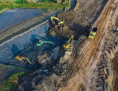 三都澳新区启动区路网(一期)工程预计12月完工