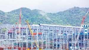 鼎盛钢铁项目建设加速推进