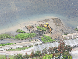 《蕉城金溪公园一期涵洞被淤泥塞满》后续报道