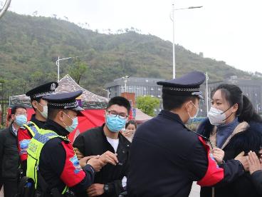 东侨开展校园防疫应急处置演练活动
