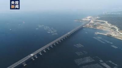 世界最长!平潭海峡公铁两用大桥将于五一通车