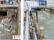 东侨全面推动黑臭水体和入河排污口排污治理