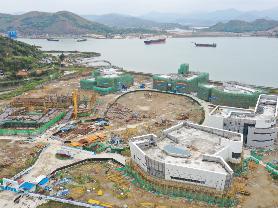 福鼎文化艺术中心建设