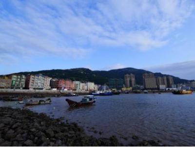 霞浦县三沙镇青官司三级渔港开工建设