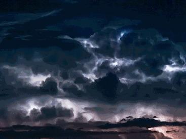 福建发布雷电橙色预警!暴雨+降温+大风!接下来几天…