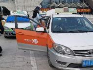 出租车司机不配合执法,强行驾车逃跑,还拨12345投诉,结果……