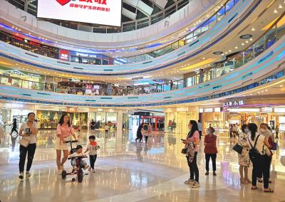 蕉城本月兑现各类产业扶持资金1243.67万元,万达销售额恢复到去年同期90%