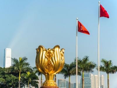 外交部驻港公署发言人:敦促有关国家尊重中国主权安全、停止干预香港事务和中国内政