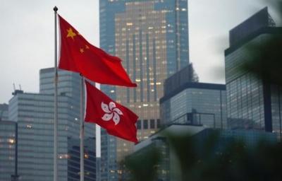 香港特区政府强烈谴责暴徒违法行为 支持警方果断执法