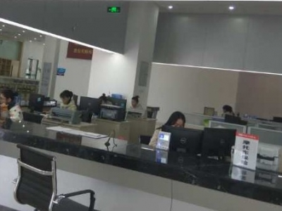 东侨城管分局入驻东侨开发区行政服务中心