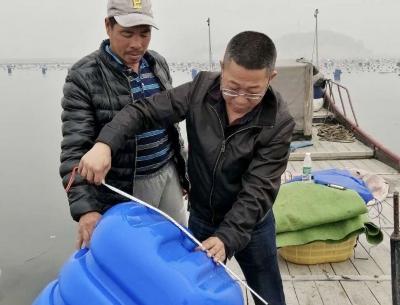 """霞浦溪南镇:持续推进海上养殖综合整治""""最后一公里"""""""