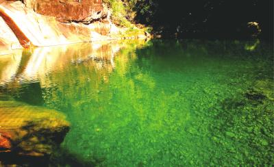 太姥山下|潜龙乌溪