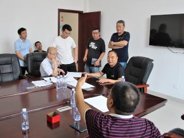 东侨开发区开展房屋结构安全隐患专项整治工作