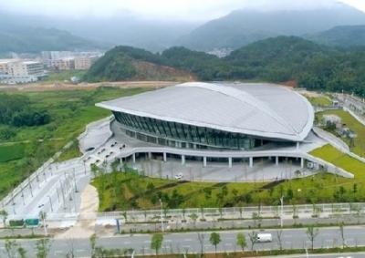 福安市奥体中心综合体育馆荣获多项国内建筑设计奖