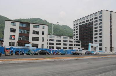 福鼎市第二医院(新院区)建设项目预计年底完工