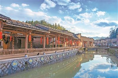 屏南县代溪镇推进生态文明建设