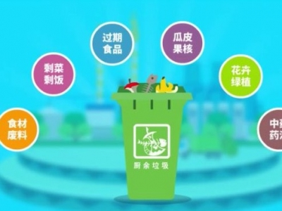 福建首批生活垃圾分类示范创建名单公布  蕉北街道获400万元省级补助