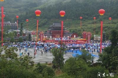 6月13日,2020年陈靖姑文化节将在线上直播