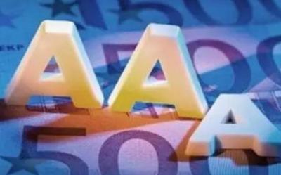 我市国企首获AA+主体信用评级