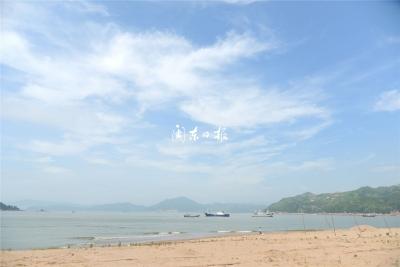 福鼎大筼筜:老区焕新颜,重现沙滩美