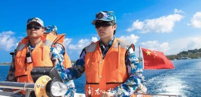 黄芳烨:乘风破浪,我的使命在海上!