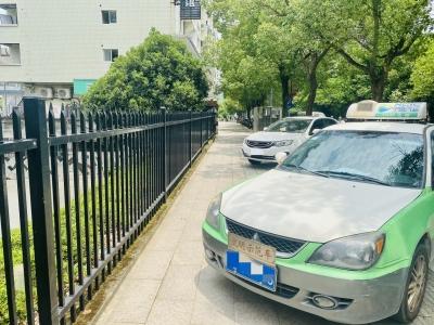 宁德新闻黑榜|小车占道违停
